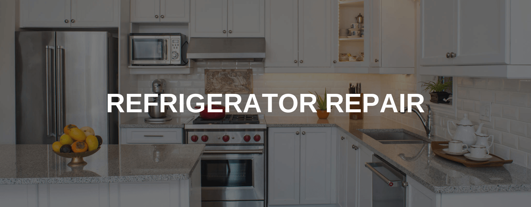 refrigerator repair orange