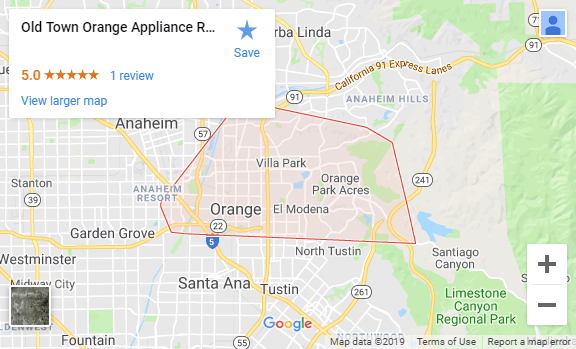 orange california
